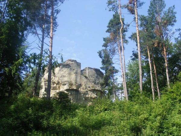 Kamień Leski / fot. Wikipedia