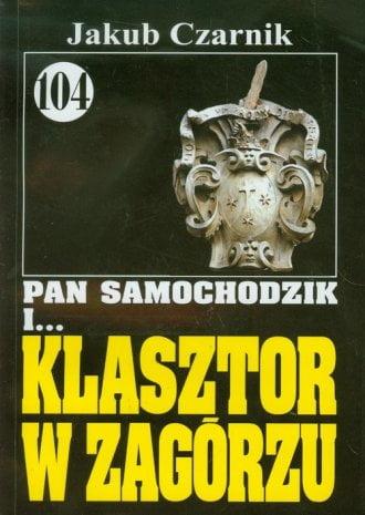 Pan+Samochodzik+i+klasztor+w+Zagórzu