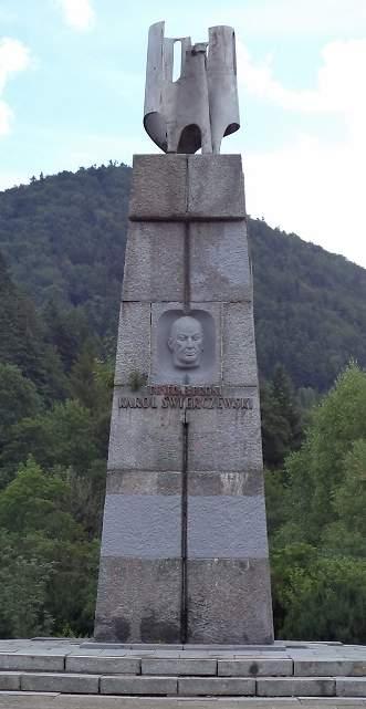 Pomnik Świerczewskiego / fot. Aneta Jamroży