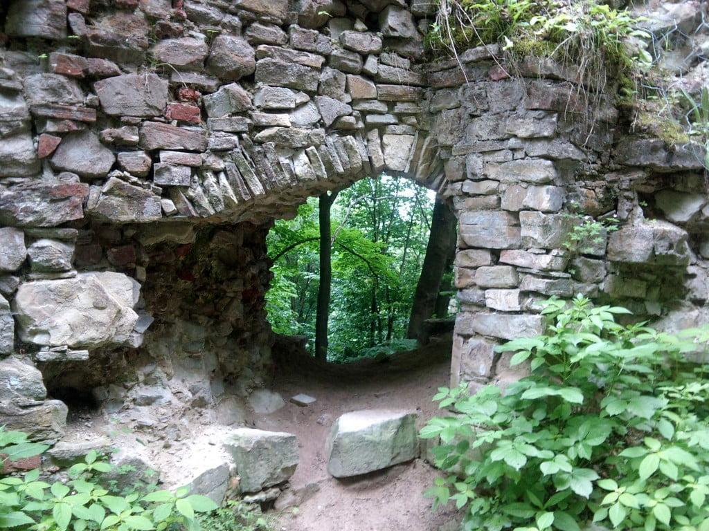 Sobień - Ruiny / fot. Aneta Jamroży