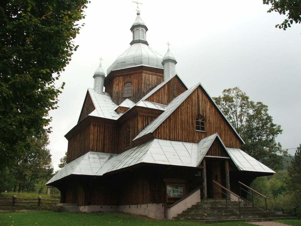 Cerkiew w Hoszowie / Fot. Aneta Jamroży