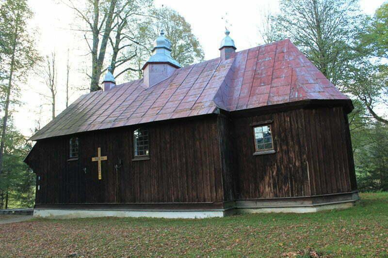 Cerkiew w Polanie / fot.  LeszekZadlo/cc/flickr.com