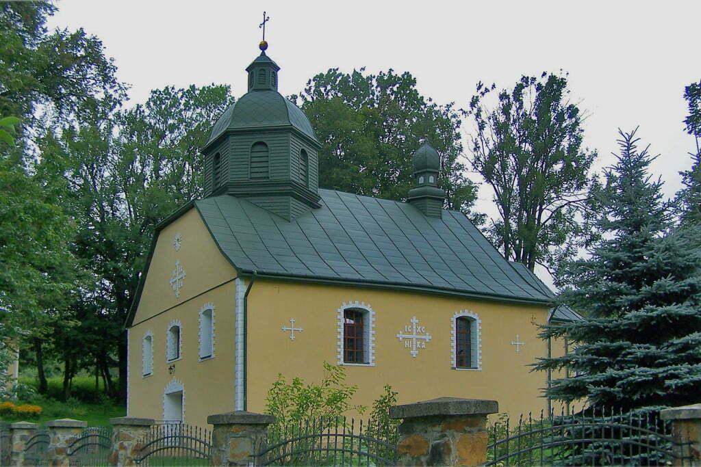 Cerkiew w Ustrzykach Dolnych / fot. hejma/cc/flickr.com