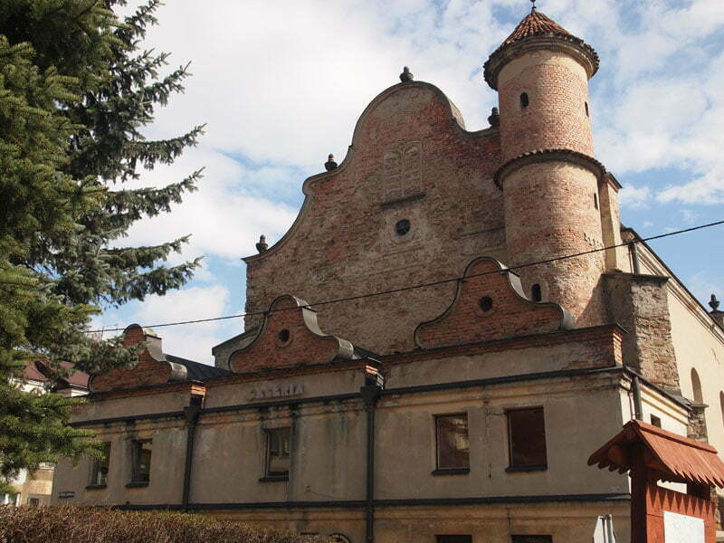 Synagoga w Lesku / fot. Tomasz Przechlewski/cc/flickr.com