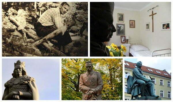 5 wielkich Polaków