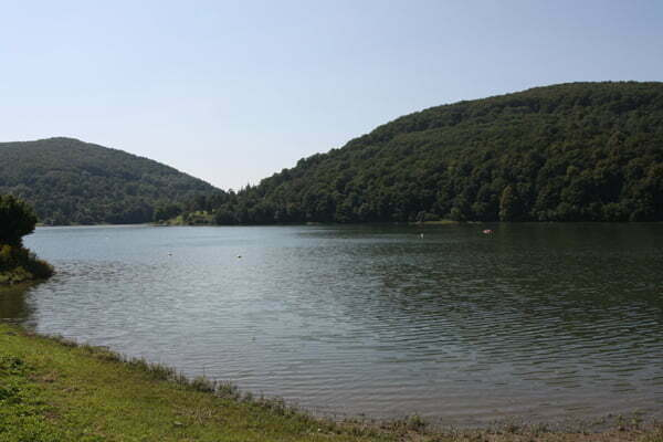 Jezioro Myczkowskie - Fot. Yari Wikipedia
