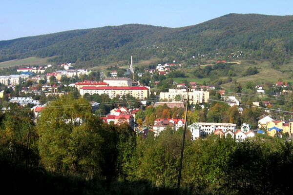 Ustrzyki Dolne. Fot. Tatry Wikipedia