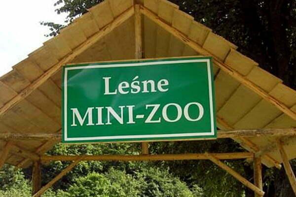 Fot. Mini-Zoo w Lisznej
