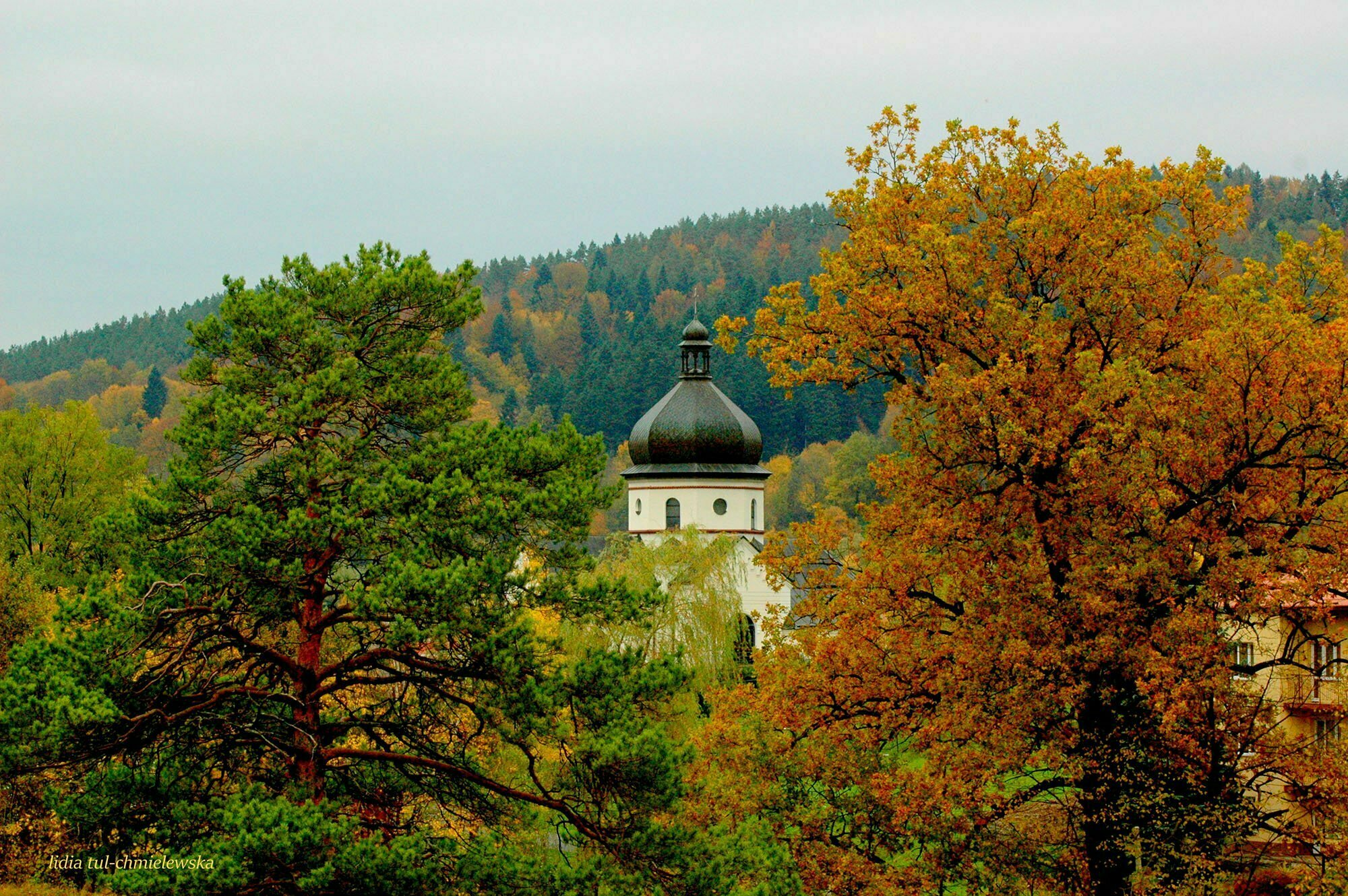 Cerkiew w Myczkowcu / fot. Lidia Tul-Chmielewska