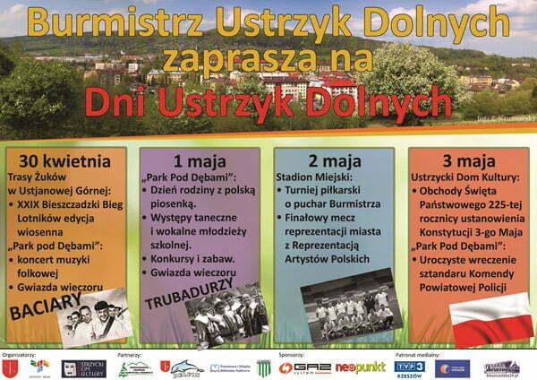 Dni-Ustrzyk Dolnych -2016
