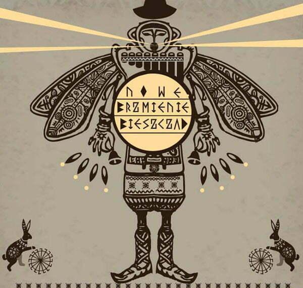 Fot. Motyw przewodni okładki płyty. Źródło: www.facebook.com/NoweBrzmienieBieszczad/