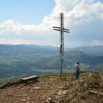 Widok z góry Smerek / fot. Grzegorz Miłkowski