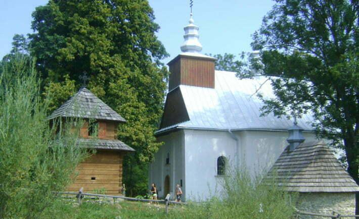 Cerkiew w Łopience/Fot. Aneta Jamroży