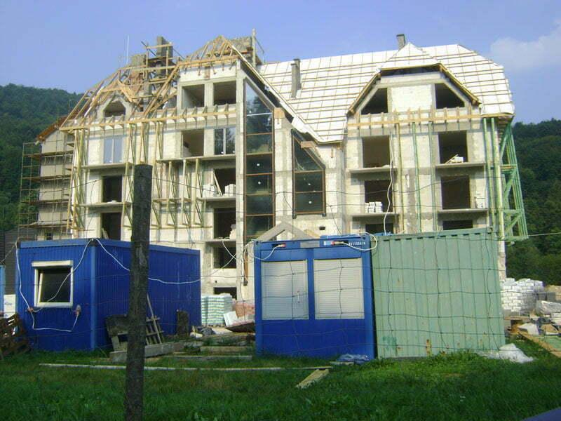 CPL w budowie/Fot. Aneta Jamroży