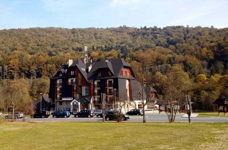 Centrum Promocji Leśnictwa Fot. Aneta Jamroży