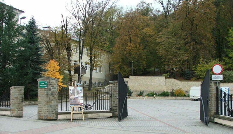 Park Miejski w Sanoku/ Fot. Marcin Jeżowski