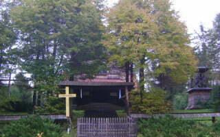 Kościół w Dwerniku / Fot. Aneta  Jamroży