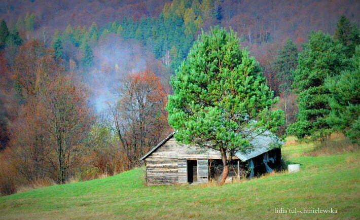Opuszczony dawny zakład karny, Tyskowa / fot. Lidia Tul-Chmielewska