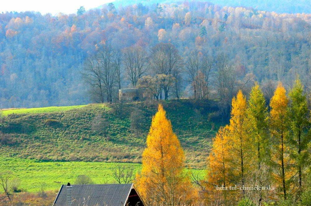 Krywe - wieś, której już nie ma / fot. Lidia Tul-Chmielewska