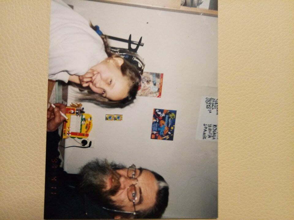 Życie Mariana Hessa / fot. Donata Hess, archiwum domowe