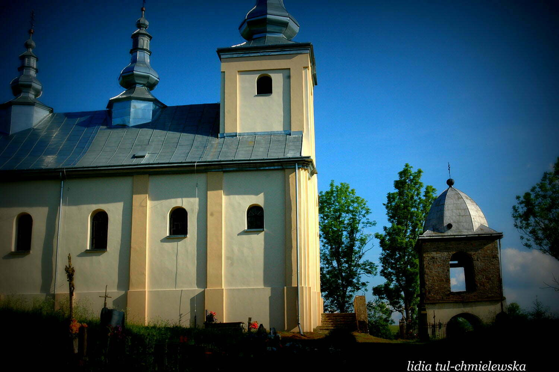Cerkiew Smolnik n. Osławą / fot. Lidia Tul-Chmielewska