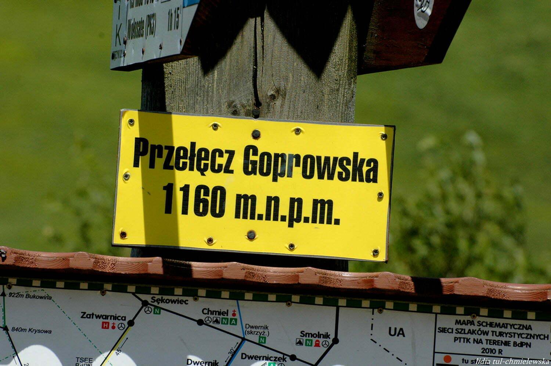 Bieszczadzka pętla / fot. Lidia Tul-Chmielewska