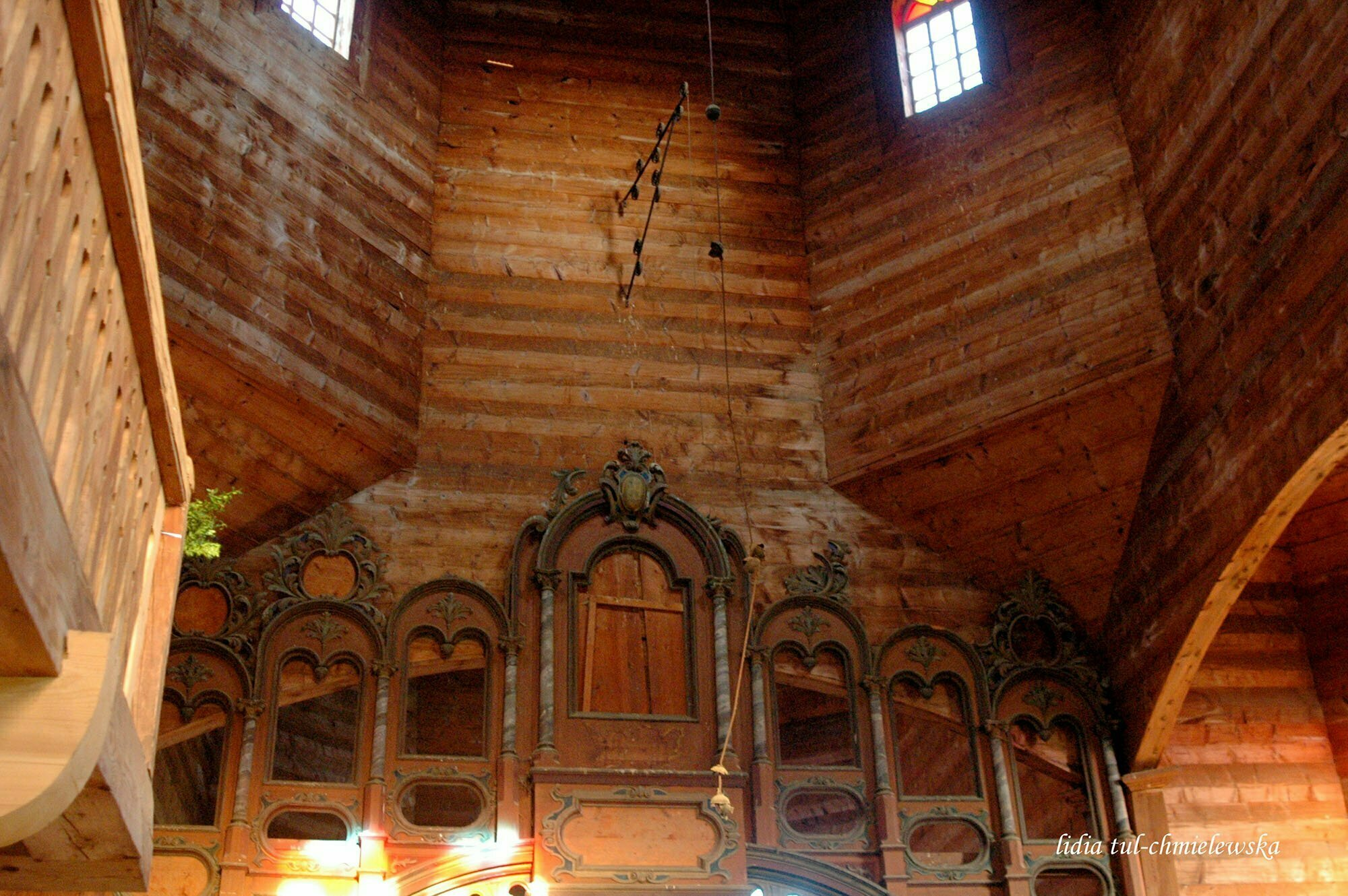 Cerkiew w miejscowości Bystre / fot. Lidia Tul-Chmielewska