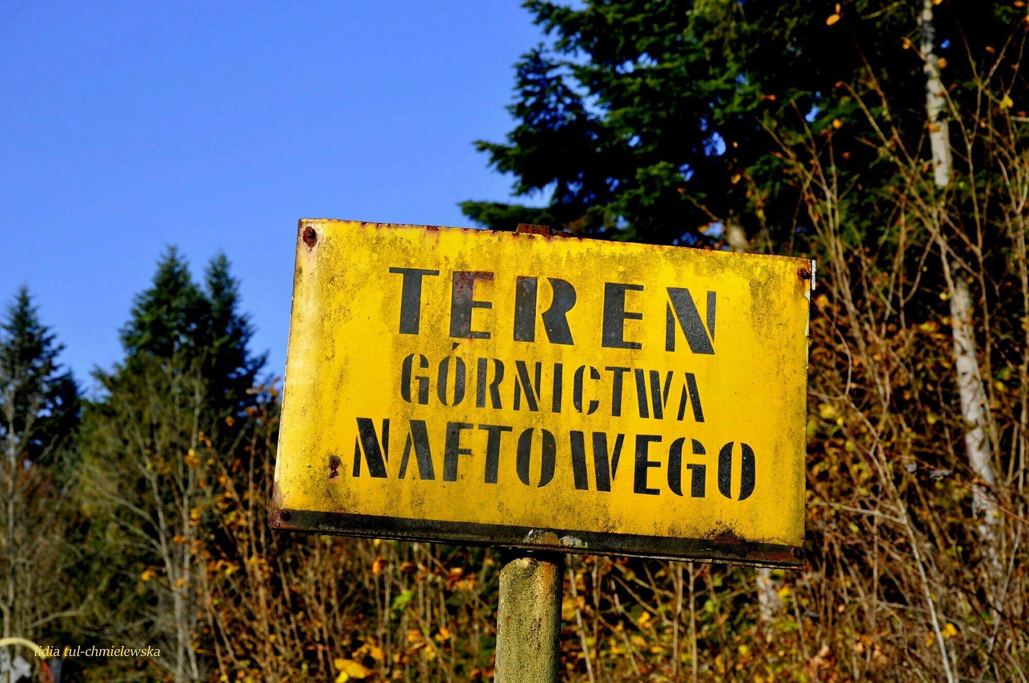 Łodyna – wieś na Szlaku Naftowym / fot. Lidia Tul-Chmielewska