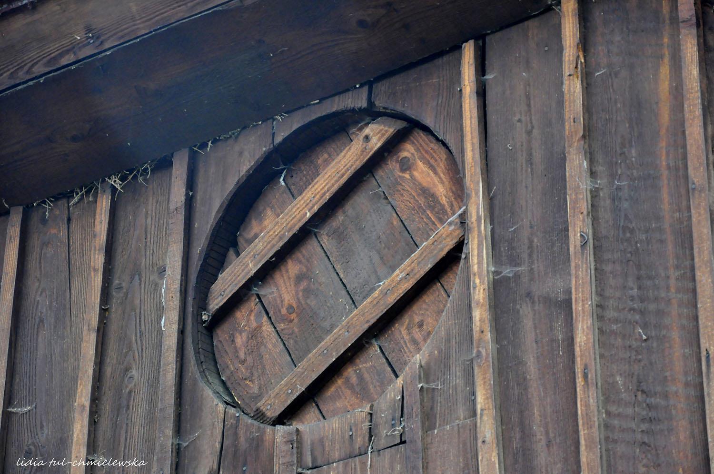 Wieś Polana w gminie Czarna, cerkiew w Polanie / fot. Lidia Tul-Chmielewska