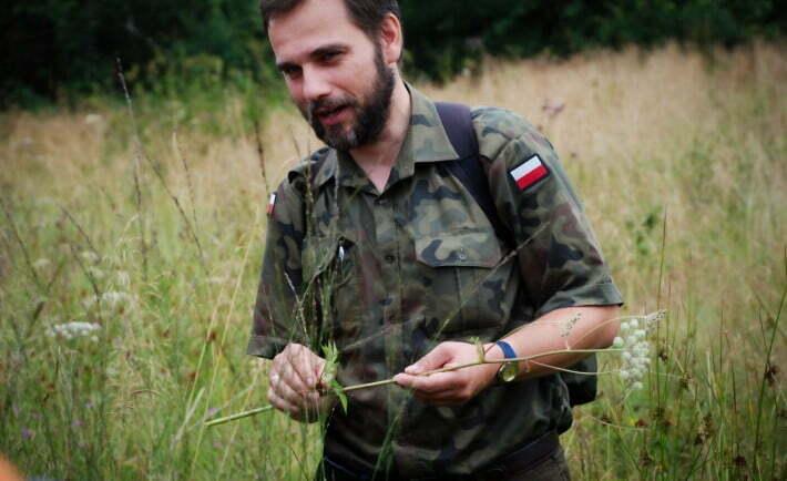 Adam Szary / fot. archiwum prywatne Adama Szarego