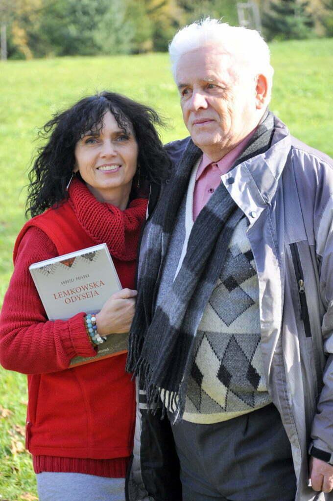 Lidia Tul-Chmielewska i Andrzeja Priadka / fot. Lidia Tul-Chmielewska