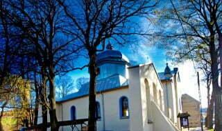 Cerkiew w Baligrodzie / fot. archiwum Stowarzyszenia Ratowania Cerkwi w Baligrodzie