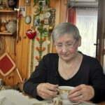 """fot. Mówią o niej """"żywe archiwum IPN-u"""". Jest osobą z ogromną wiedzą z życia Polany (gm. Czarna)"""