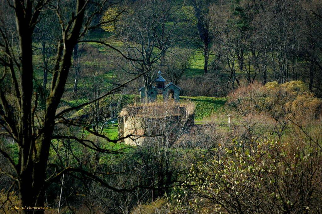 Wieś Płonna / fot. Lidia Tul-Chmielewska