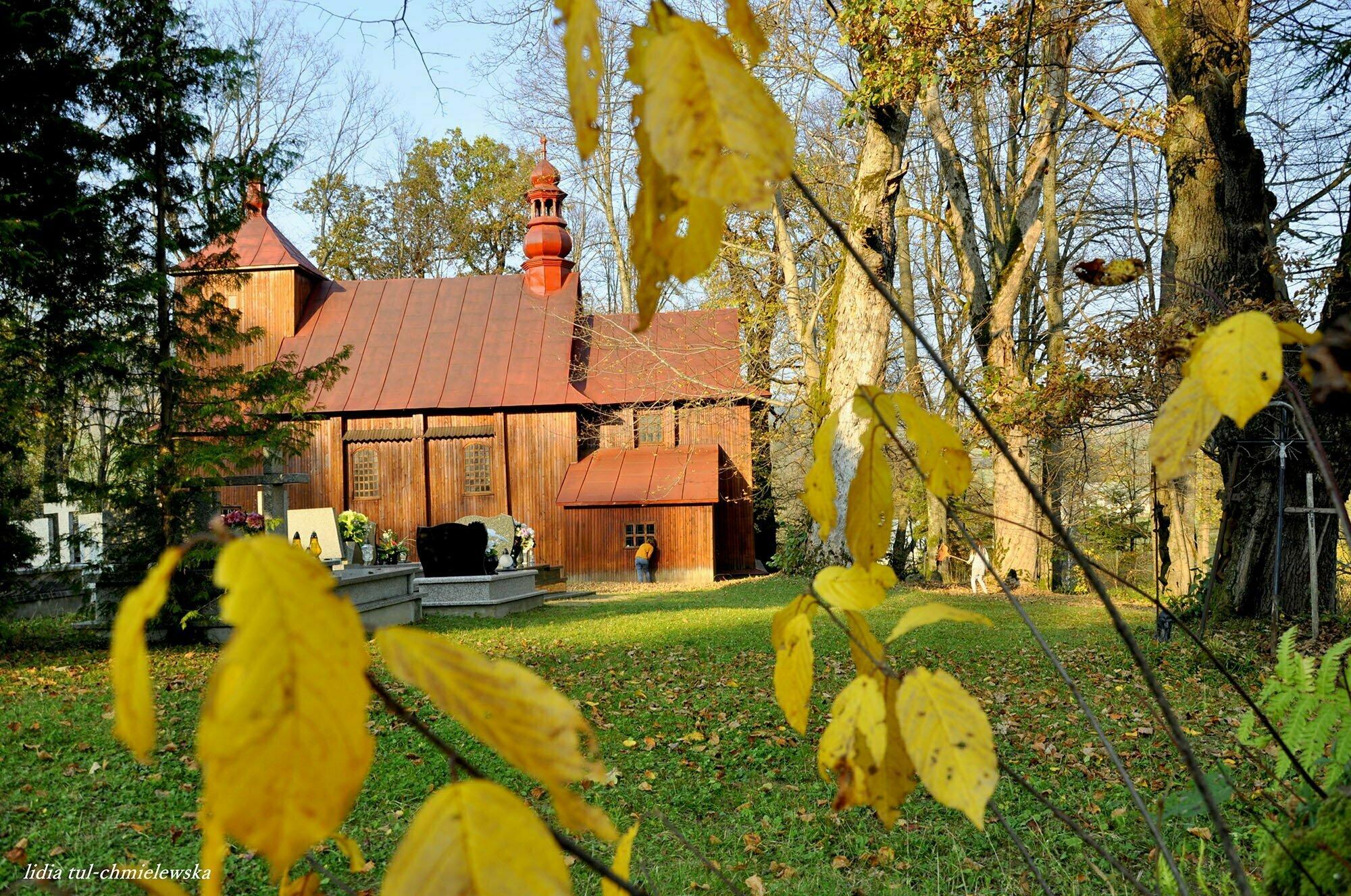 Cerkiew w Paszowej pw. Soboru Matki Bożej / fot. Lidia Tul-Chmielewska