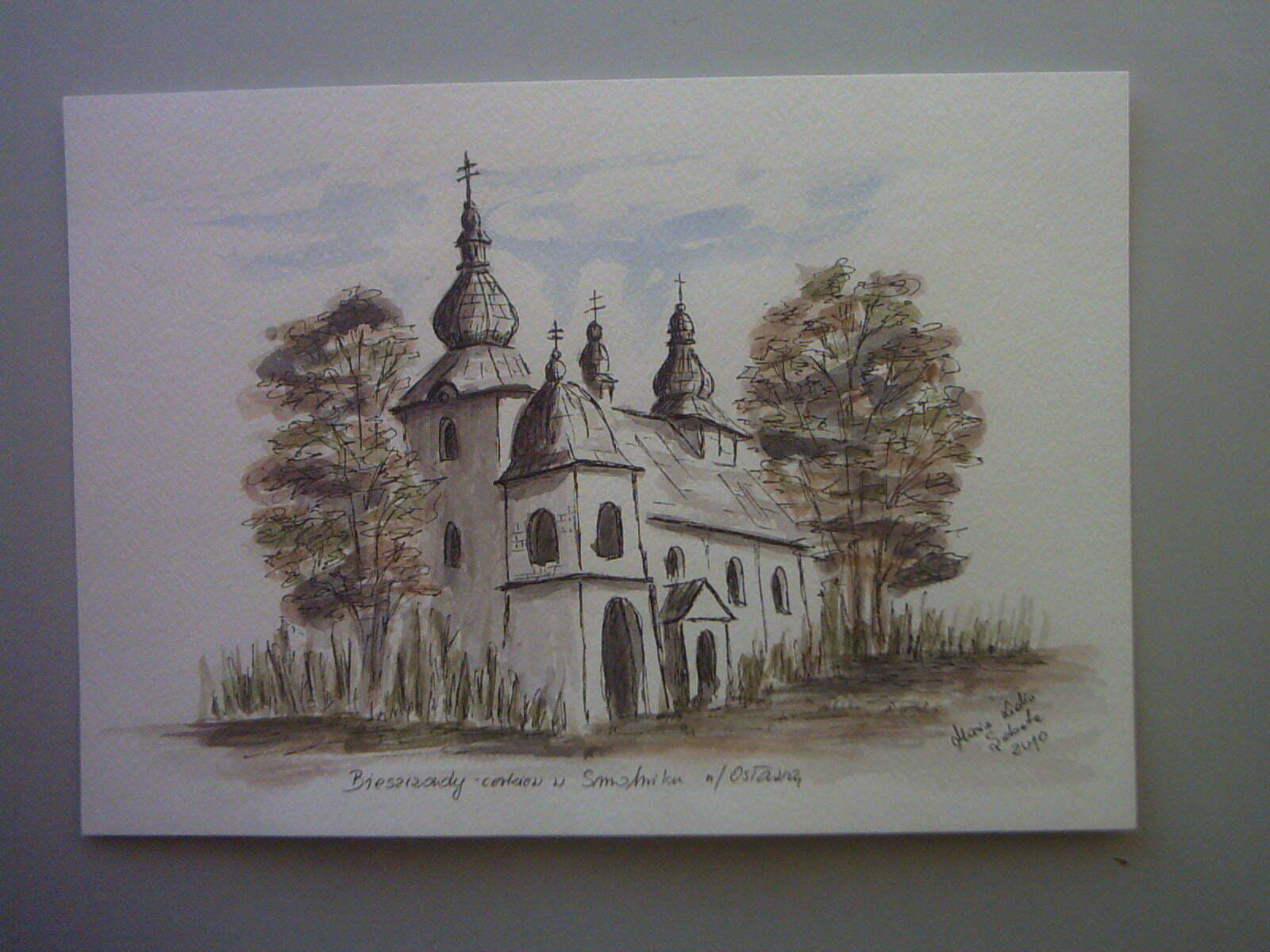 Obraz Marii Lidii Sobota / fot. Lidia Tul-Chmielewska