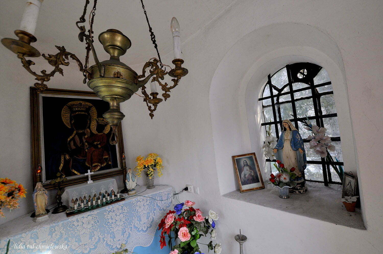Kapliczka przy ulicy Unii Brzeskiej  / fot. Lidia Tul-Chmielewska