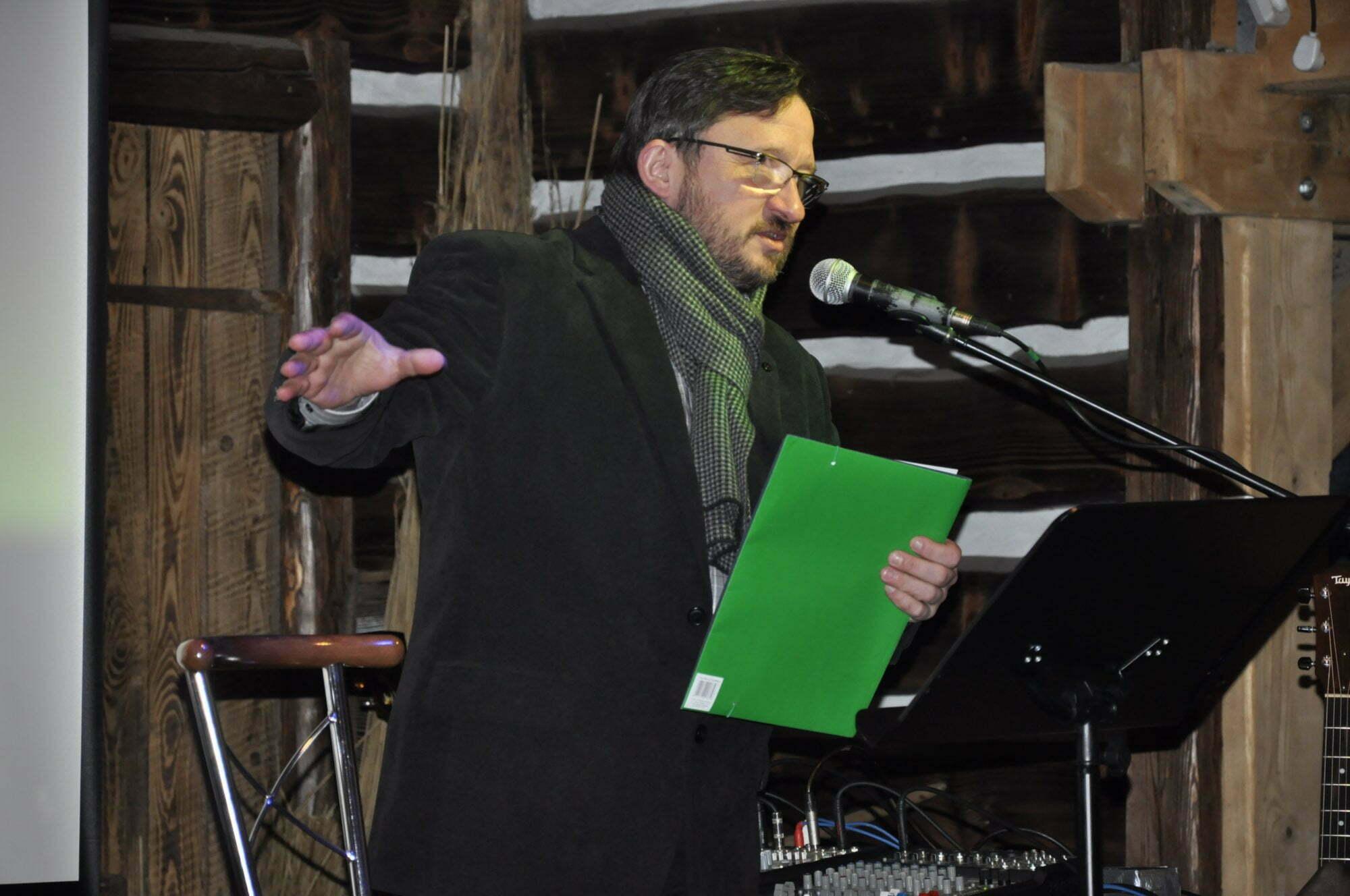 Mirosław Welz  / fot. archiwum Przemysława