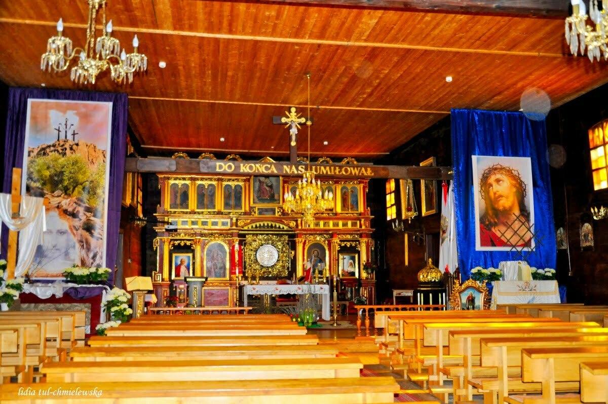 Cerkiew w Czarnej / fot. Lidia Tul-Chmielewska
