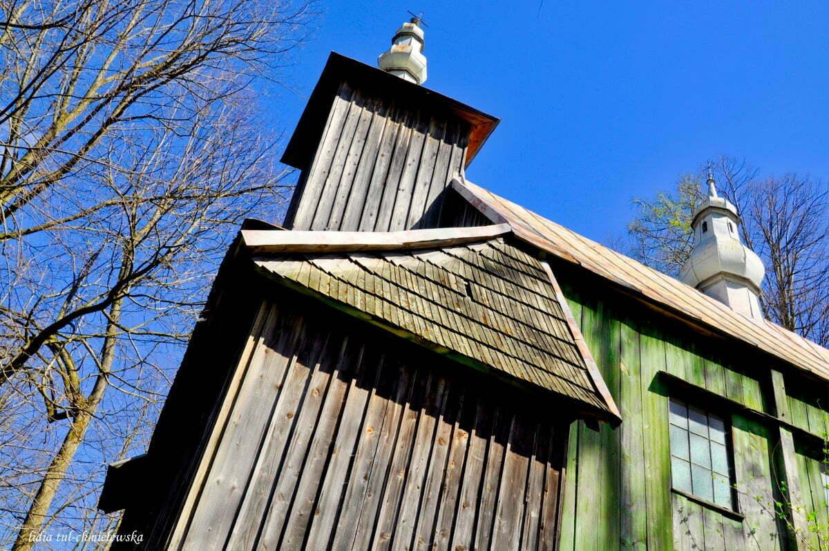 Cerkiew w Rakowej / fot. Lidia Tul-Chmielewska
