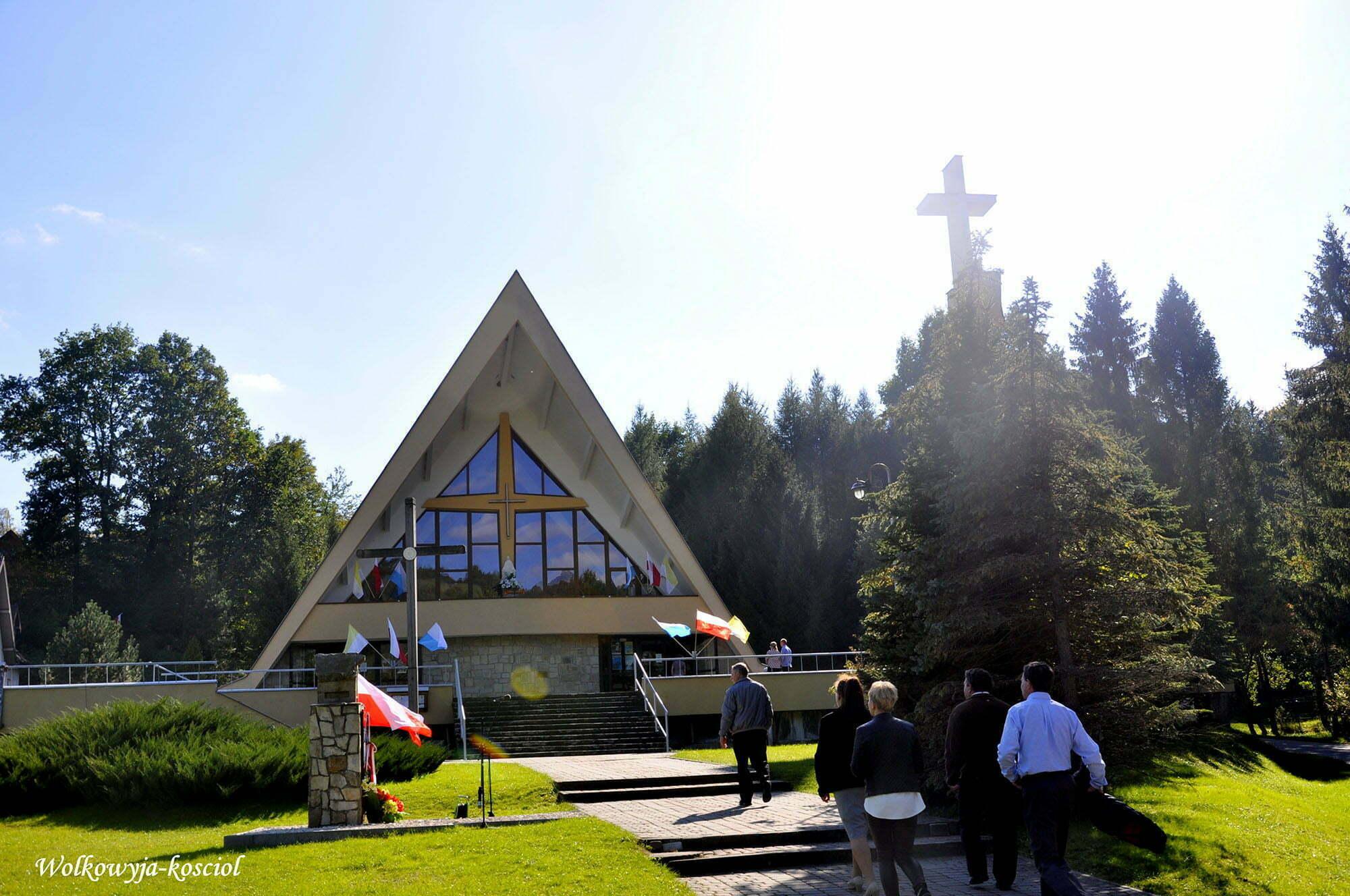 Kościół - Wołkowyja  / fot. Lidia Tul-Chmielewska