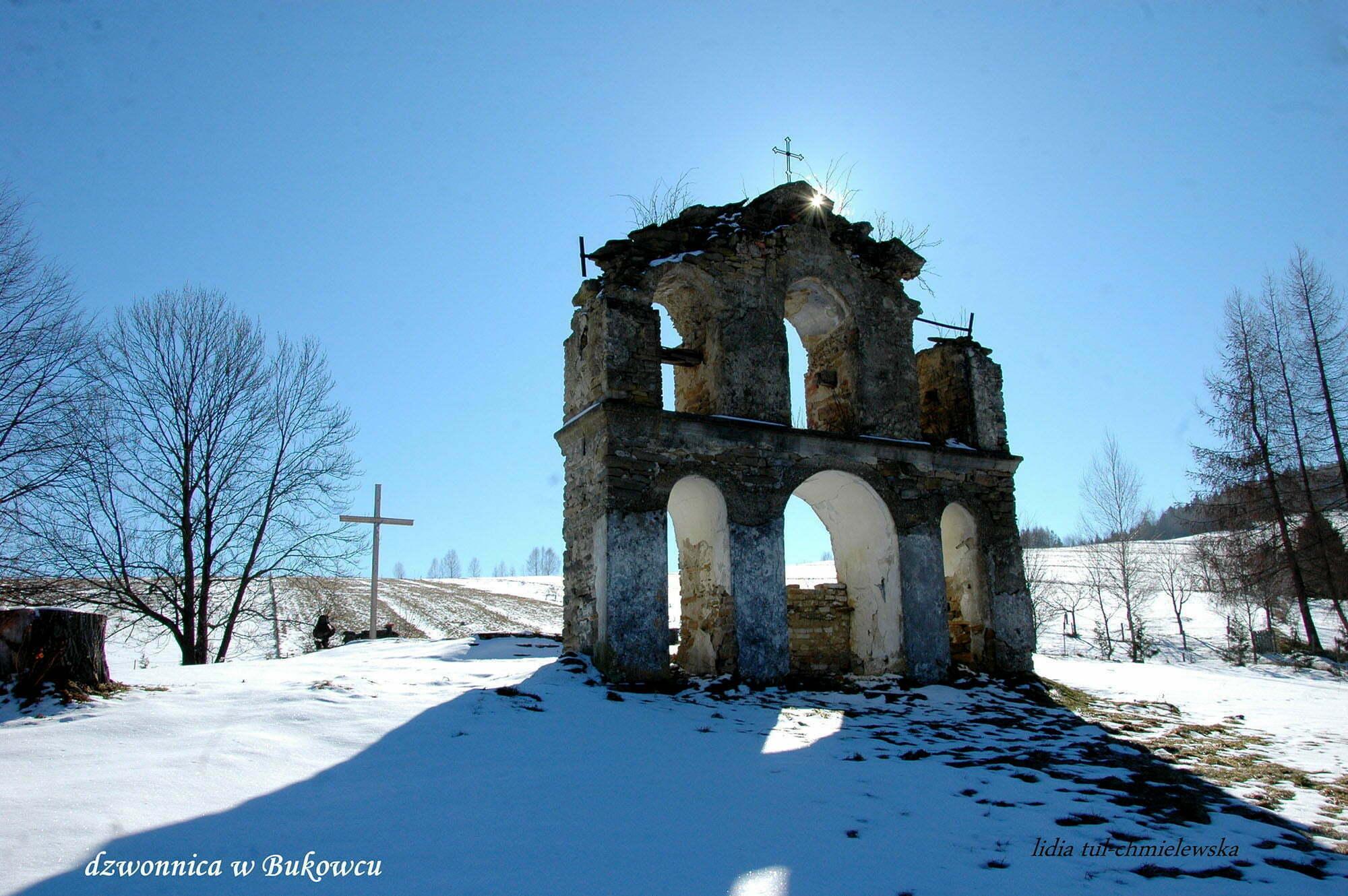 Dzwonnica w Bukowcu / fot. Lidia Tul-Chmielewska