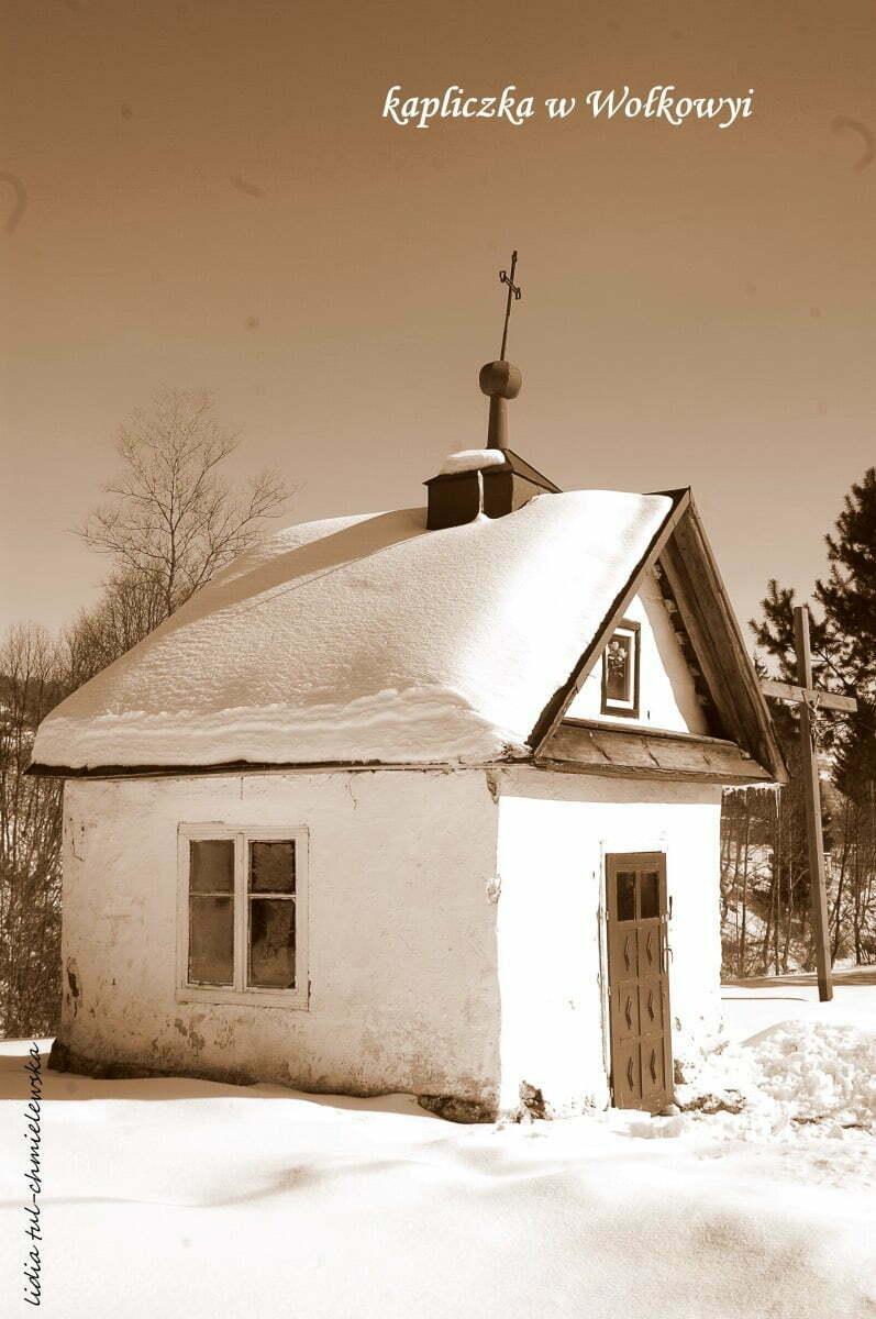 Kapliczka w Wołkowyi / fot. Lidia Tul-Chmielewska