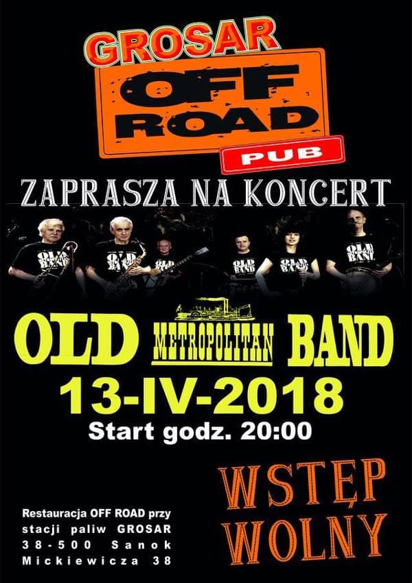 old metropolita band