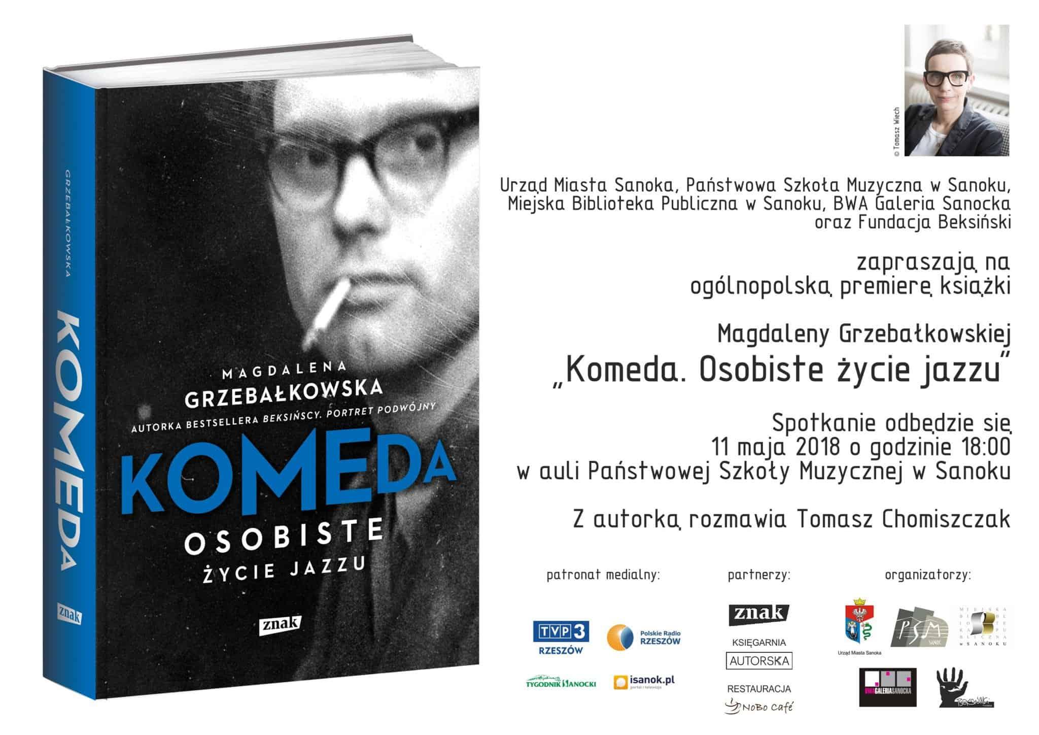 grzebalkowska-komeda-plakat-a3