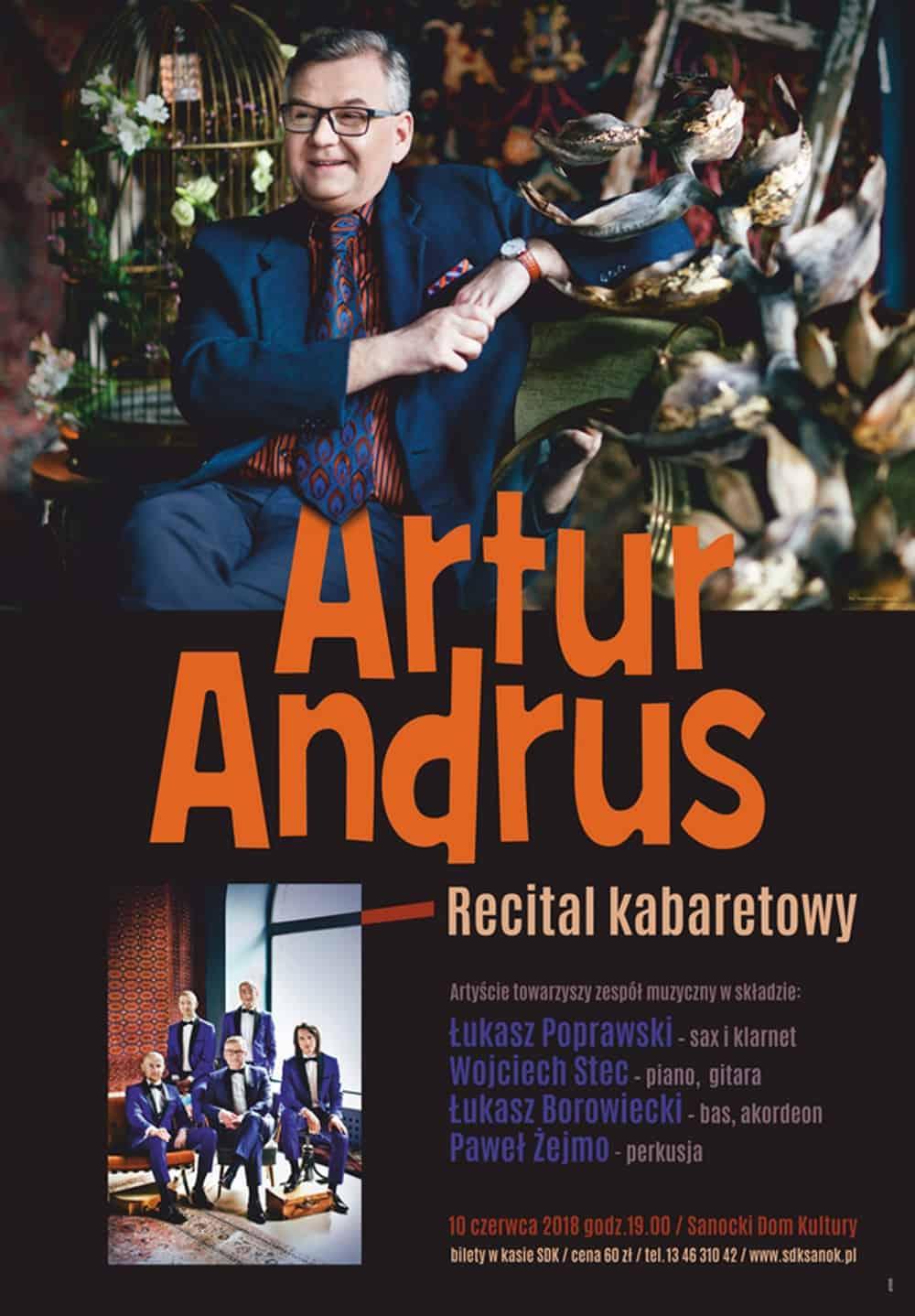 Atrur Andrus w sdk