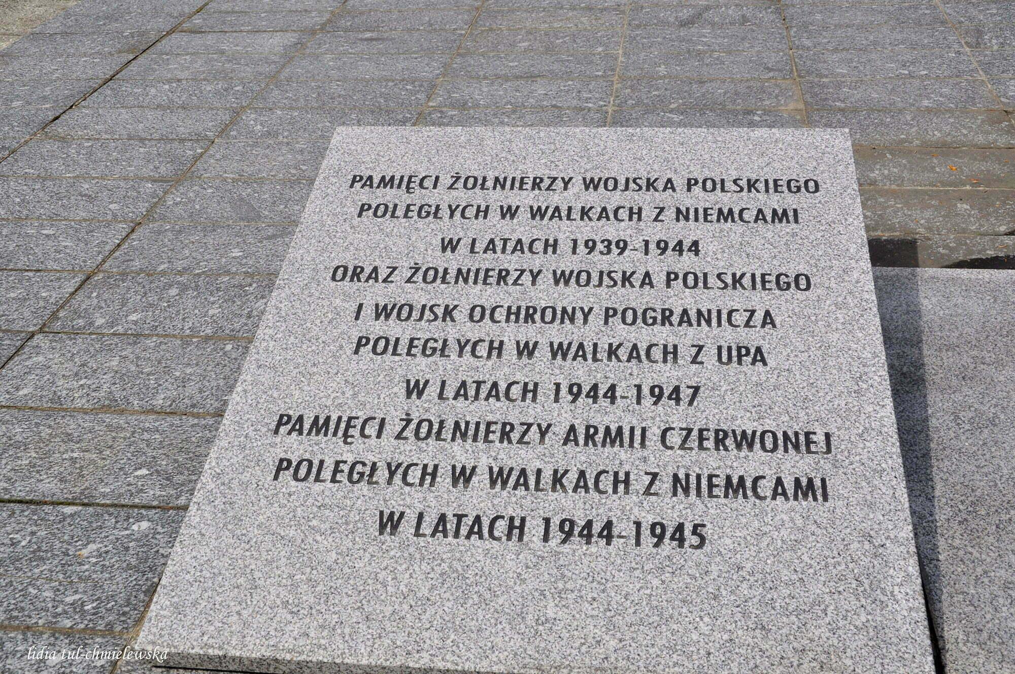 Cmentarz w Baligrodzie / fot. Lidia Tul-Chmielewska