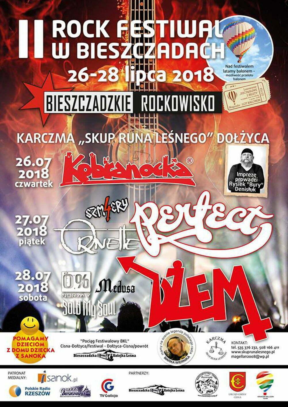II rock festiwal