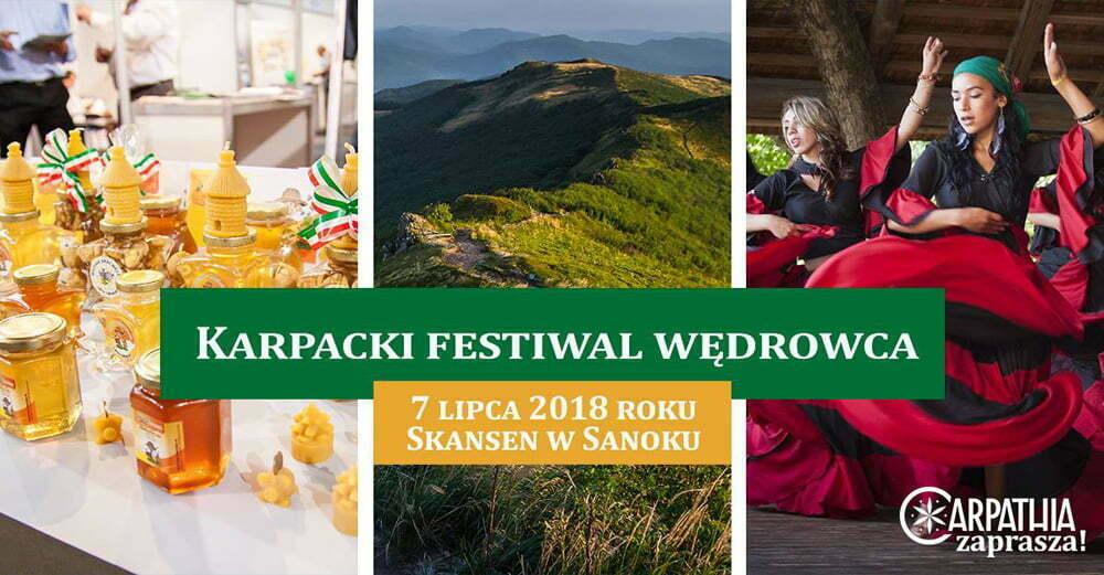 karpaci festiwal wedrowca