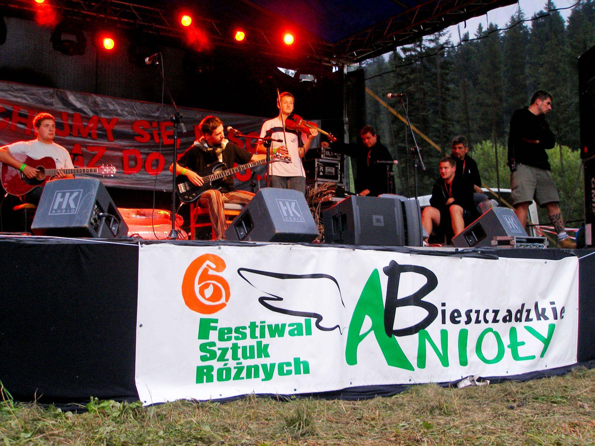 Festiwal w Bieszczadach / fot. Lidia Tul-Chmielewska